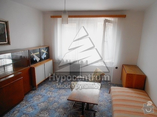 Rekonstrukce bytu 3+1 - 73m2 (Koupelna, podlahy, dveře, topení) : 1