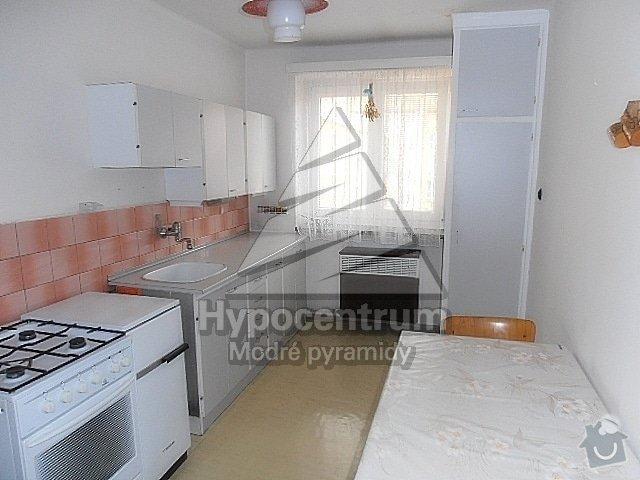 Rekonstrukce bytu 3+1 - 73m2 (Koupelna, podlahy, dveře, topení) : 2