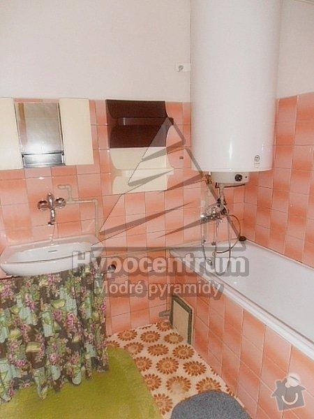 Rekonstrukce bytu 3+1 - 73m2 (Koupelna, podlahy, dveře, topení) : 5
