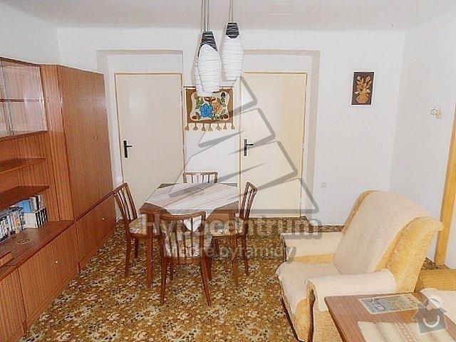 Rekonstrukce bytu 3+1 - 73m2 (Koupelna, podlahy, dveře, topení) : 9