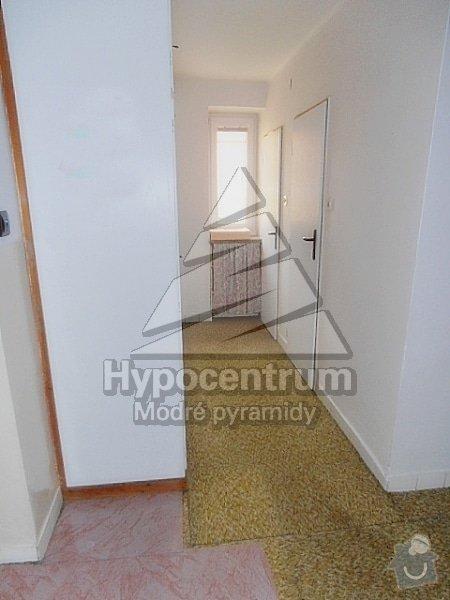 Rekonstrukce bytu 3+1 - 73m2 (Koupelna, podlahy, dveře, topení) : 12