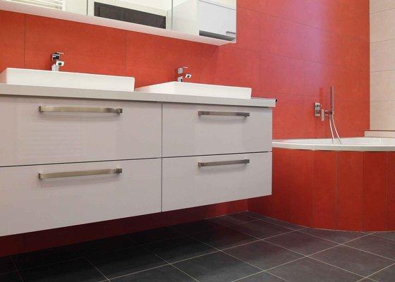 Návrh a realizace přestavby bytu v Přerově