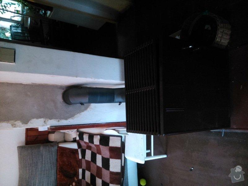 Vyfrézování/vyvložkování komínu: DSC_0735