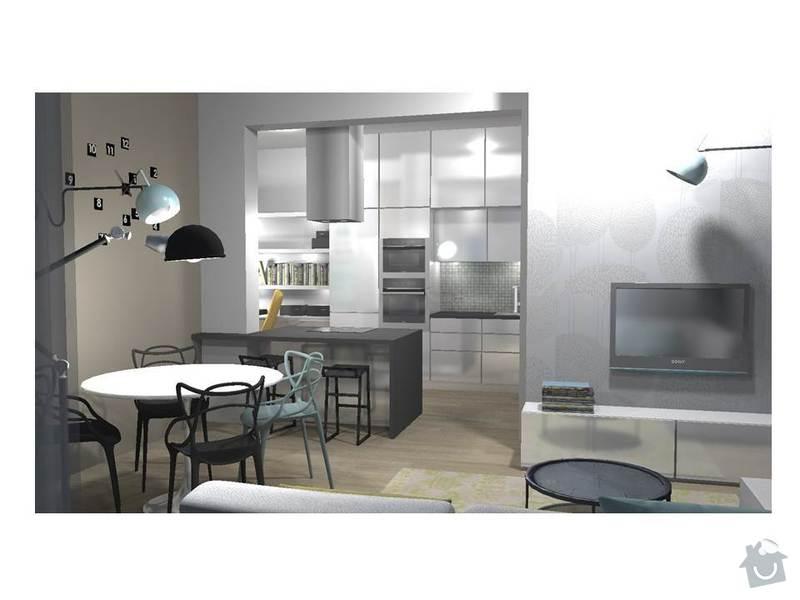 Částečná rekonstrukce bytu 2+1        : Snimek3