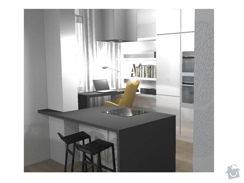 Částečná rekonstrukce bytu 2+1        : Snimek4