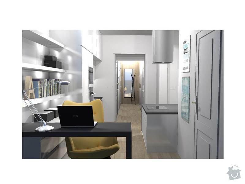 Částečná rekonstrukce bytu 2+1        : Snimek6