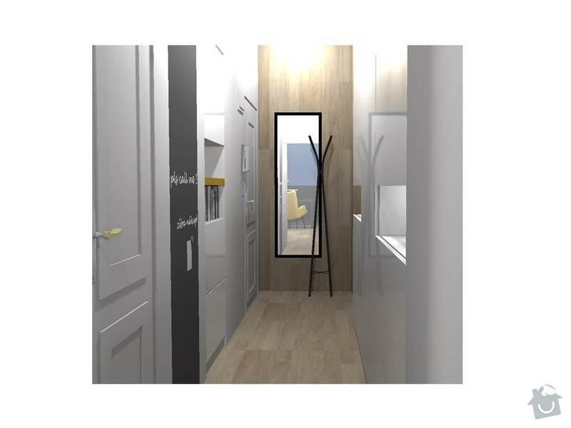 Částečná rekonstrukce bytu 2+1        : Snimek7