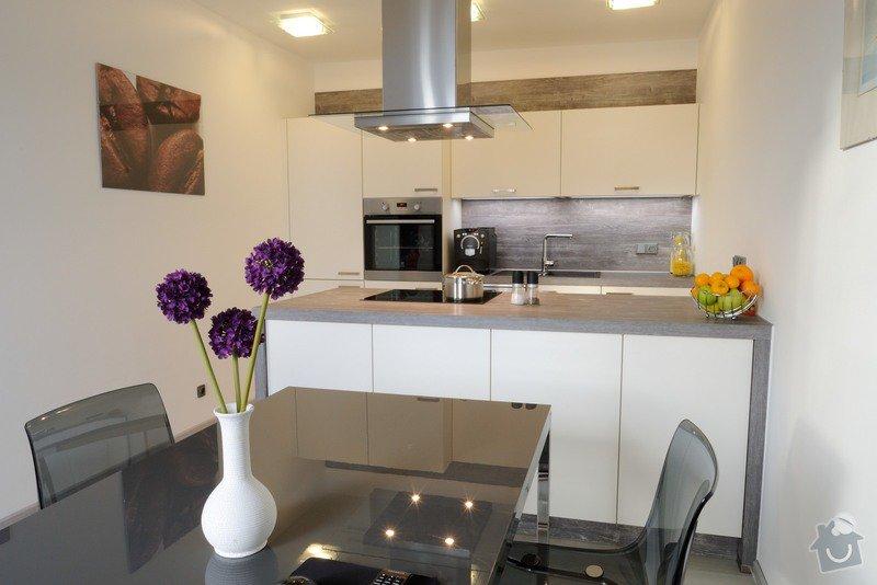 Kuchyně pro mladou rodinu do Hrádku u Rokycan: DSC_4348