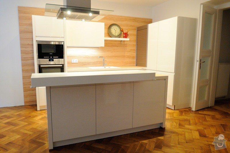 Kuchyně pro mladou rodinu, Praha: DSC_4227