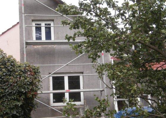Zatepleni fasády