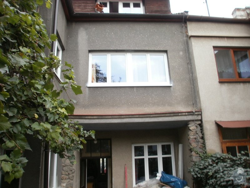 Zatepleni fasády: P9152286