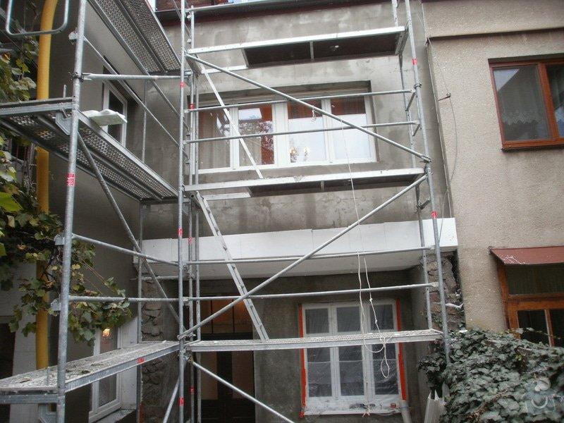 Zatepleni fasády: PA062313