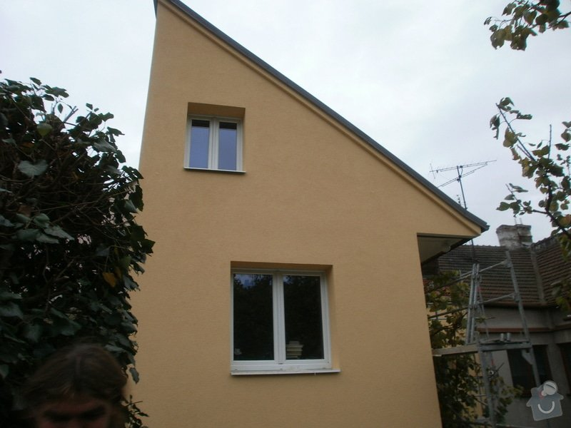 Zatepleni fasády: PA202349
