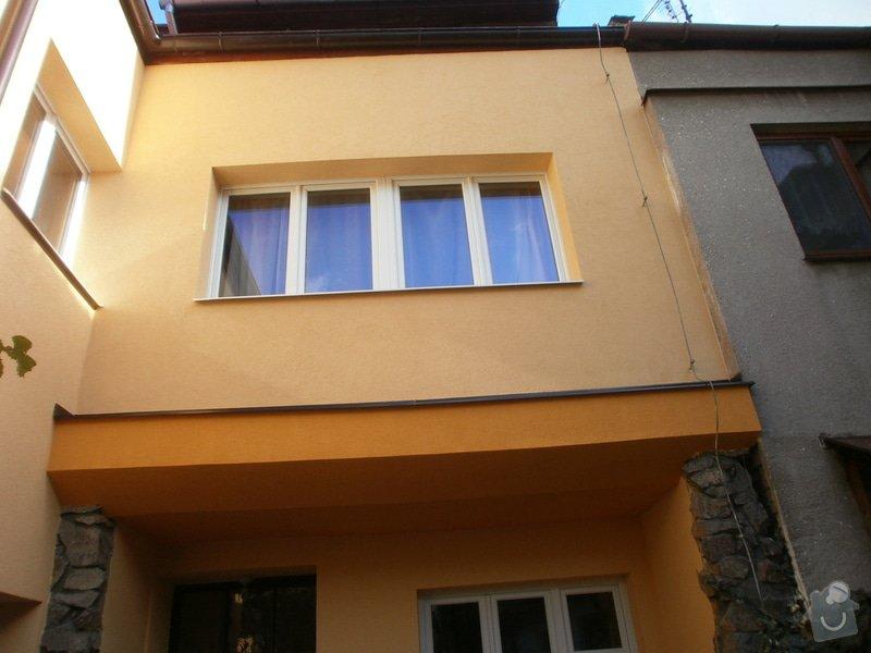 Zatepleni fasády: PA212360