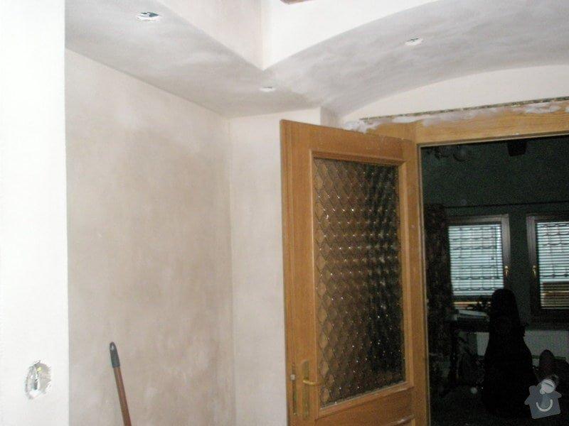 Rekonstrukce kuchyně, obyvacího pokoje a stavba prodejny: P5180293