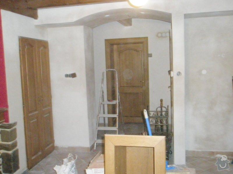 Rekonstrukce kuchyně, obyvacího pokoje a stavba prodejny: P5180296