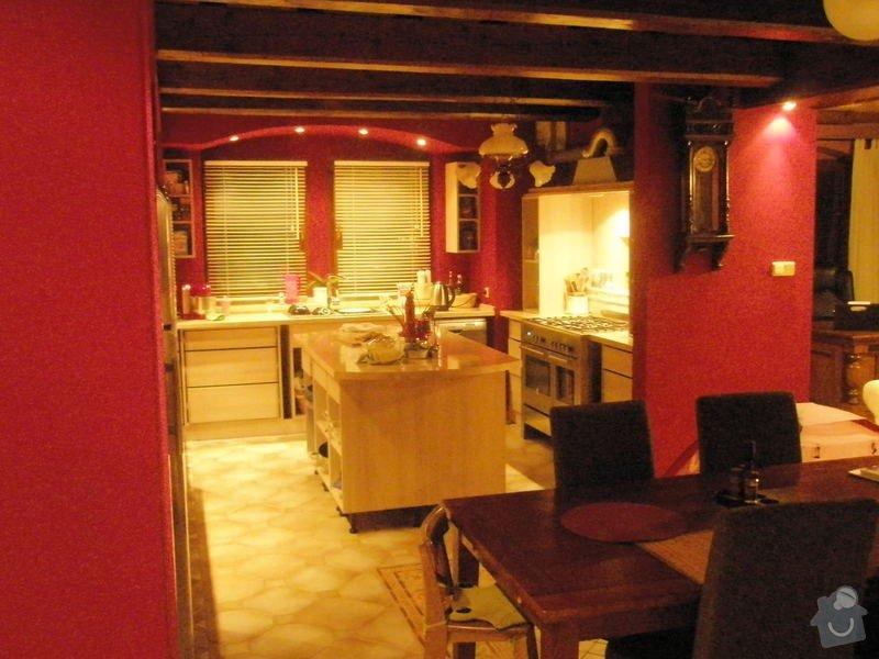 Rekonstrukce kuchyně, obyvacího pokoje a stavba prodejny: P8160550