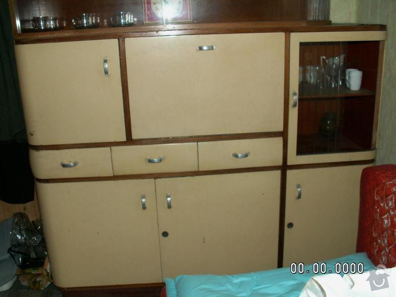 Oprava starého kuchyňského nábytku: kredenc_1