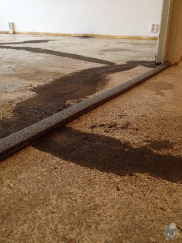 Pokládka vinylové podlahy: IMG_3161