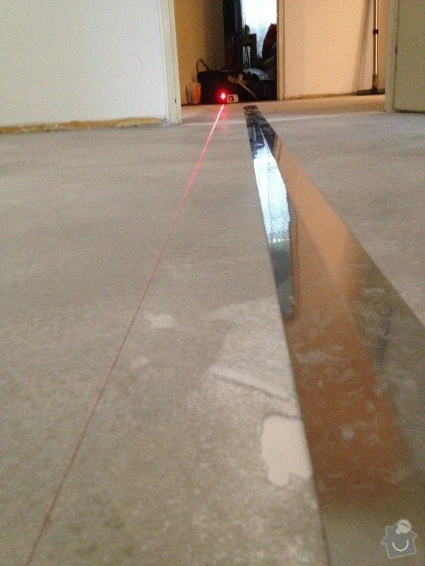 Pokládka vinylové podlahy: IMG_3172