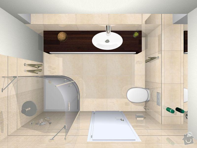 Rekonstrukce koupelny: koupelna_softlook_v03-E01_1