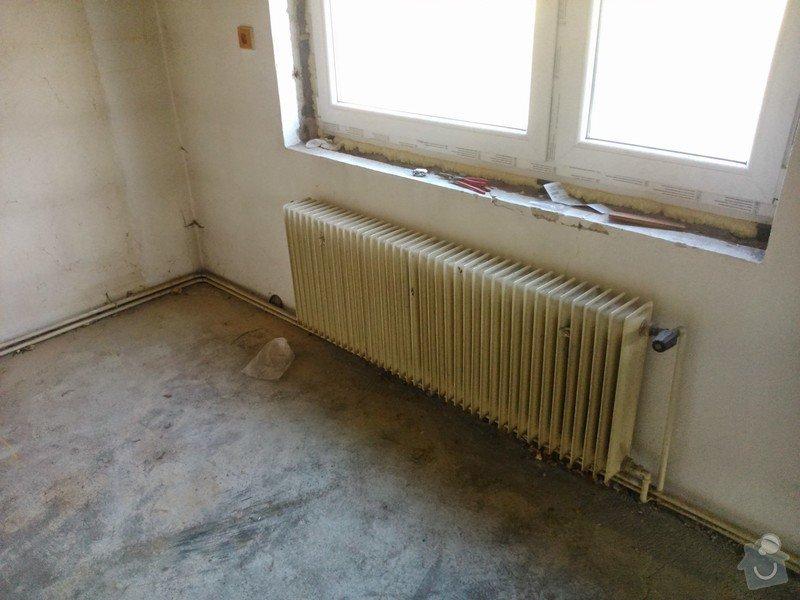 Výměna radiátorů, napojení elektrokotle: DSC_0737
