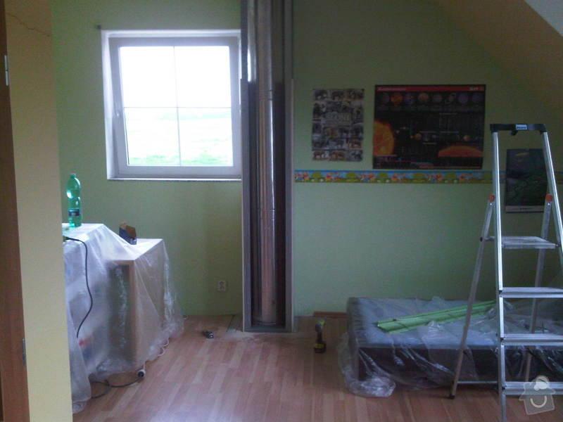Velke Prilepy - Sadrokartonova pricka: IMG00452-20141011-1340