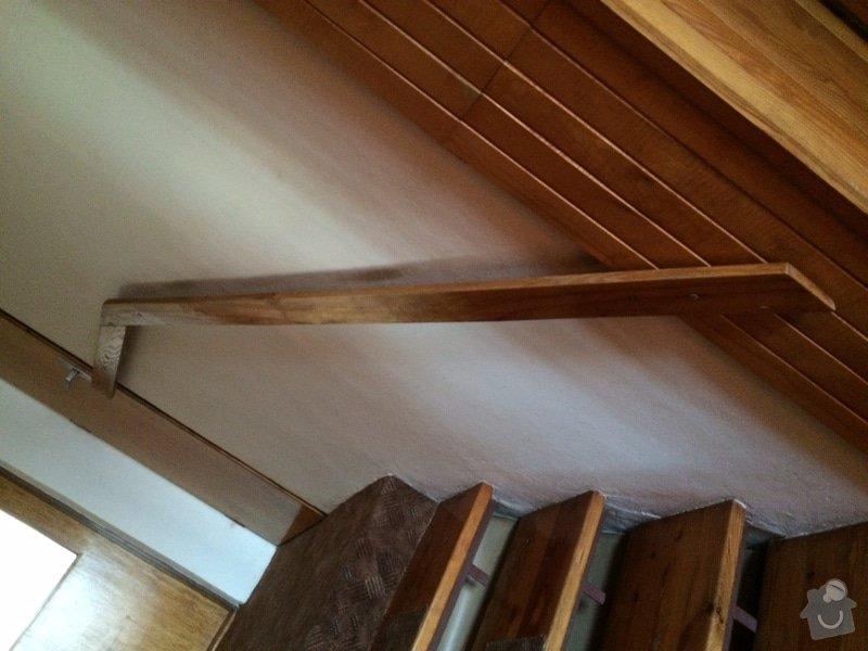 Stolařské práce - renovace schodů, výroba podhledů, výroba zábradlí: IMG_4128