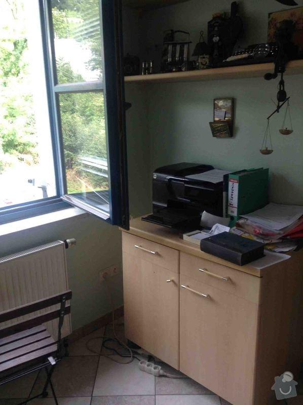 Rekonstrukce bytu: okna, dveře, podlahy, malířské práce, výměna světel: IMG_3363