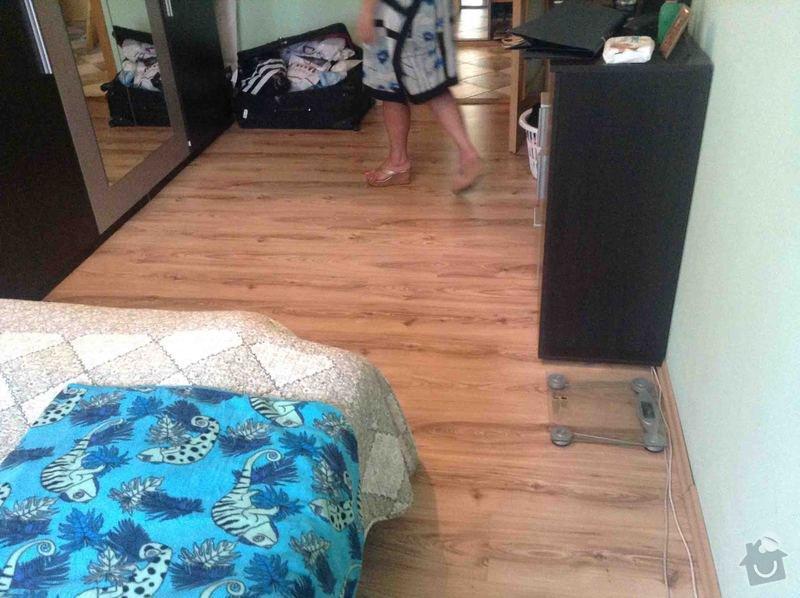 Rekonstrukce bytu: okna, dveře, podlahy, malířské práce, výměna světel: IMG_3371