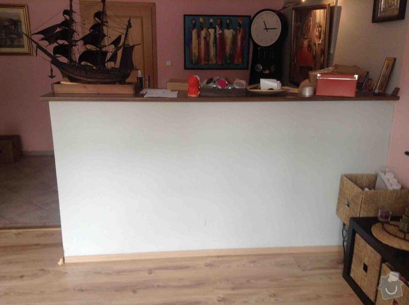 Rekonstrukce bytu: okna, dveře, podlahy, malířské práce, výměna světel: IMG_3389