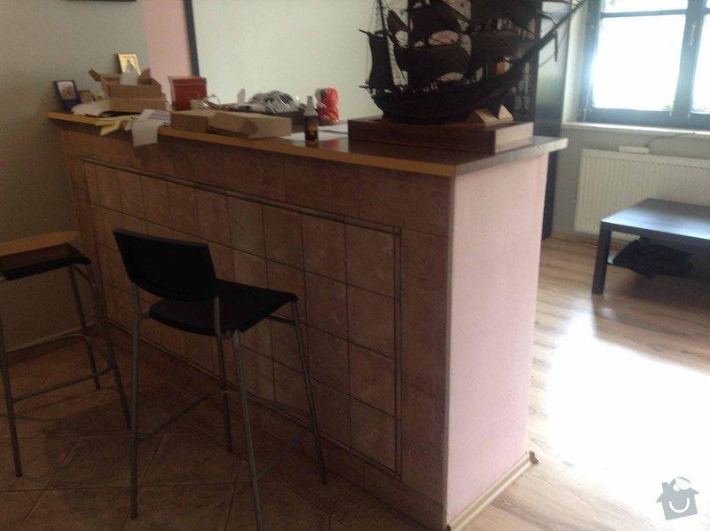 Rekonstrukce bytu: okna, dveře, podlahy, malířské práce, výměna světel: IMG_3394