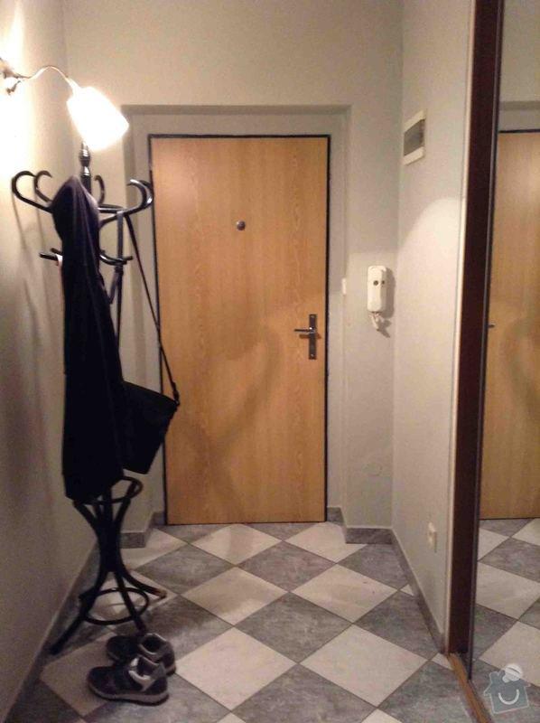 Rekonstrukce bytu: okna, dveře, podlahy, malířské práce, výměna světel: IMG_3421