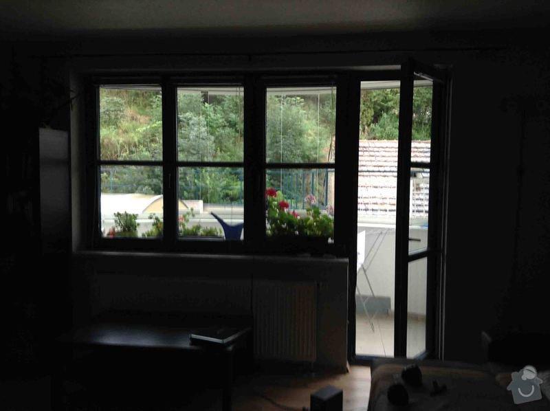 Rekonstrukce bytu: okna, dveře, podlahy, malířské práce, výměna světel: IMG_3428