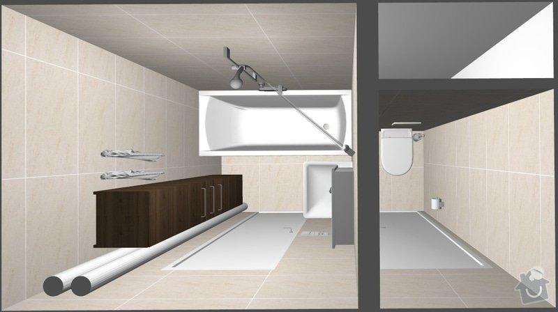 Kompletní rekonstrukce bytu v Brně - Štýřicích: var1