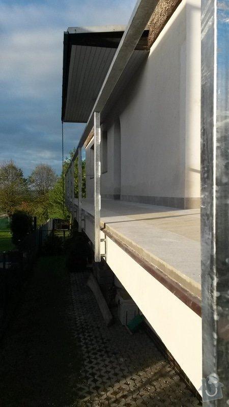 Balkonové zábradlí: 20141024_162219