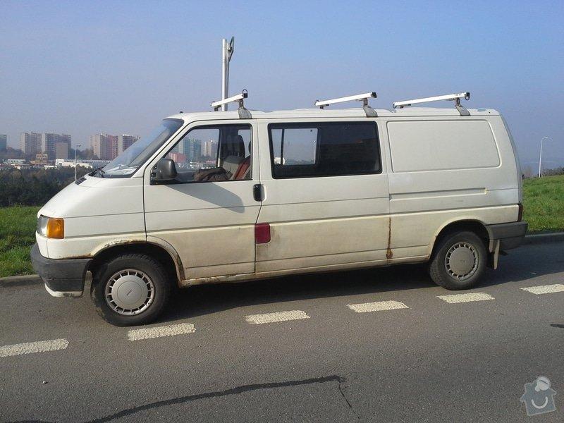 Nový lak na VW transporter T: 20141030_104005