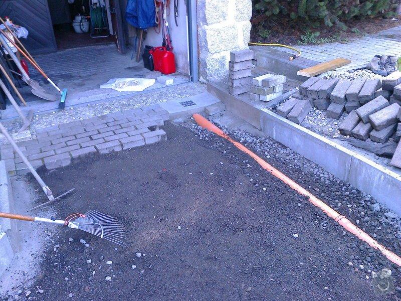 Renovace zámkové dlažby: Fotografie0047