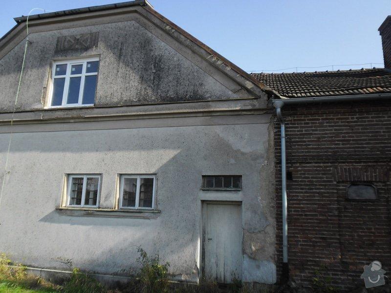 Oprava klempířských prvků RD v Hradci Králové: SAM_0833