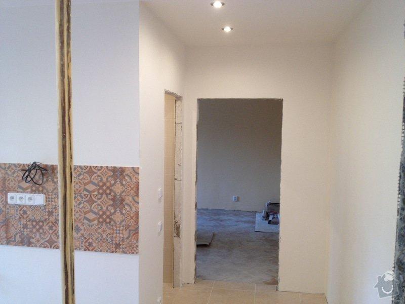 Kompletní rekonstrukce bytu 2+1: IMG_0686