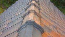 Dokončení střechy na RD