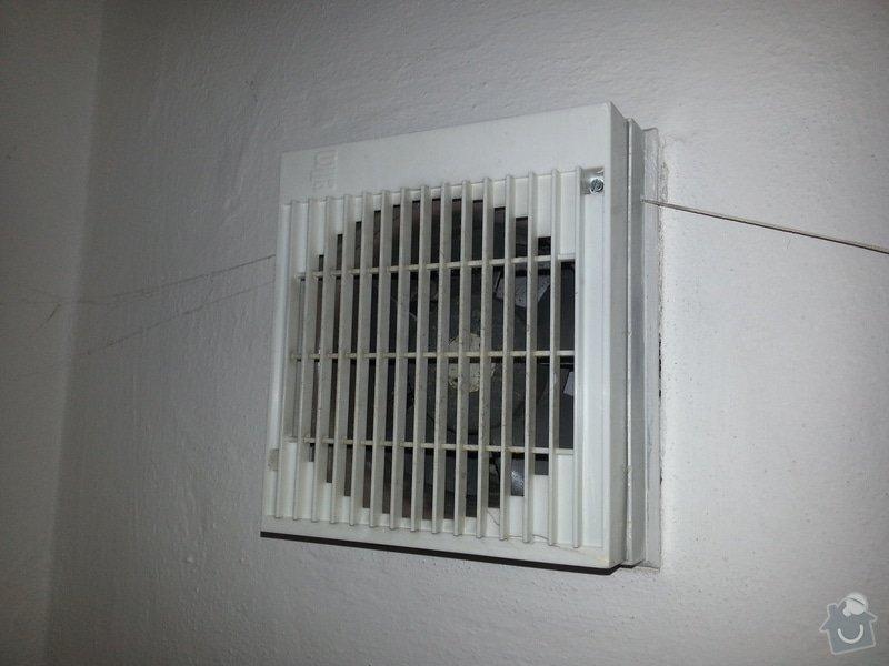 Oprava ventilatoru na WC: 20141101_225648