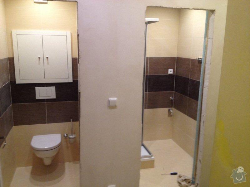 Rekonstrukce bytového jádra a kuchyně: 5