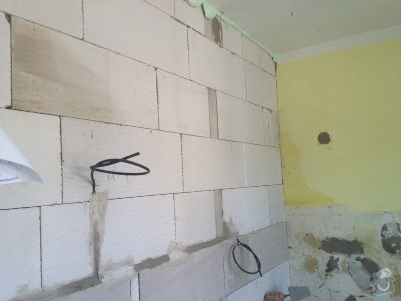 Rekonstrukce bytového jádra a kuchyně: 15