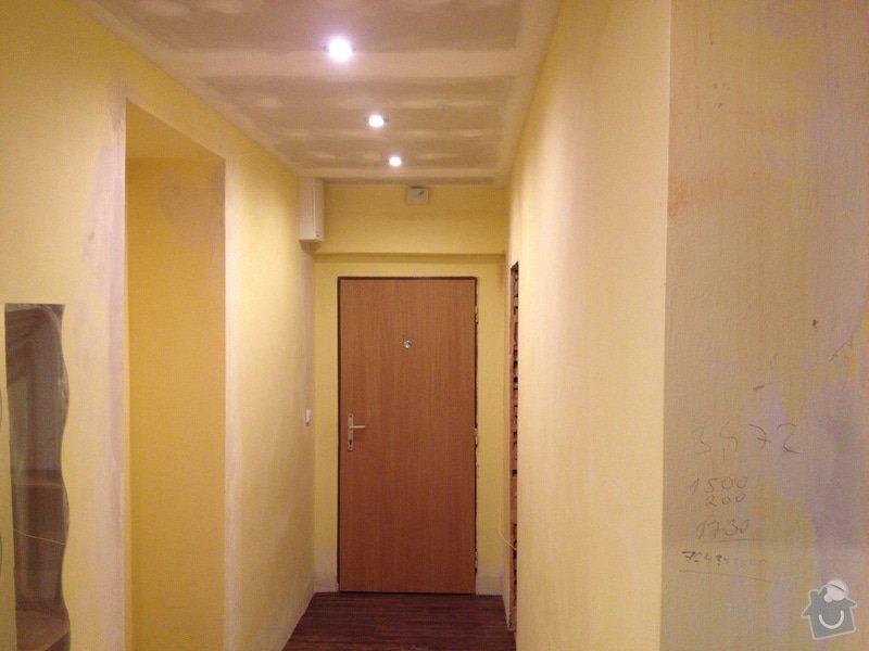 Rekonstrukce bytového jádra a kuchyně: 18