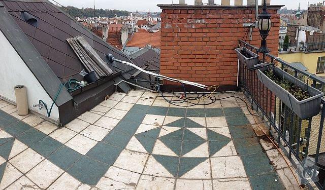Izolace terasy, cca 40 m2: terasa2