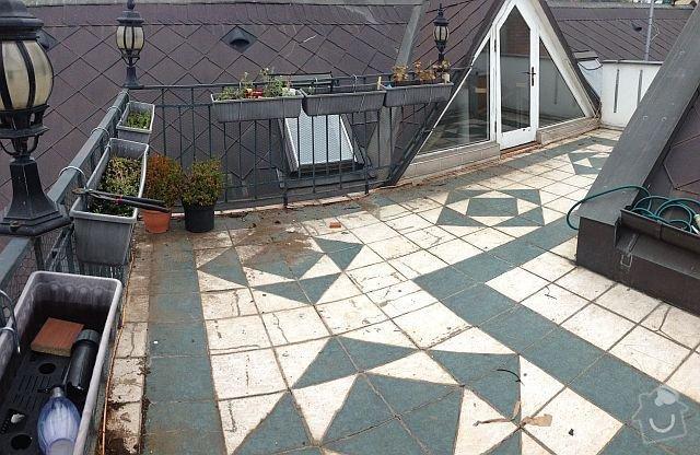 Izolace terasy, cca 40 m2: terasa3