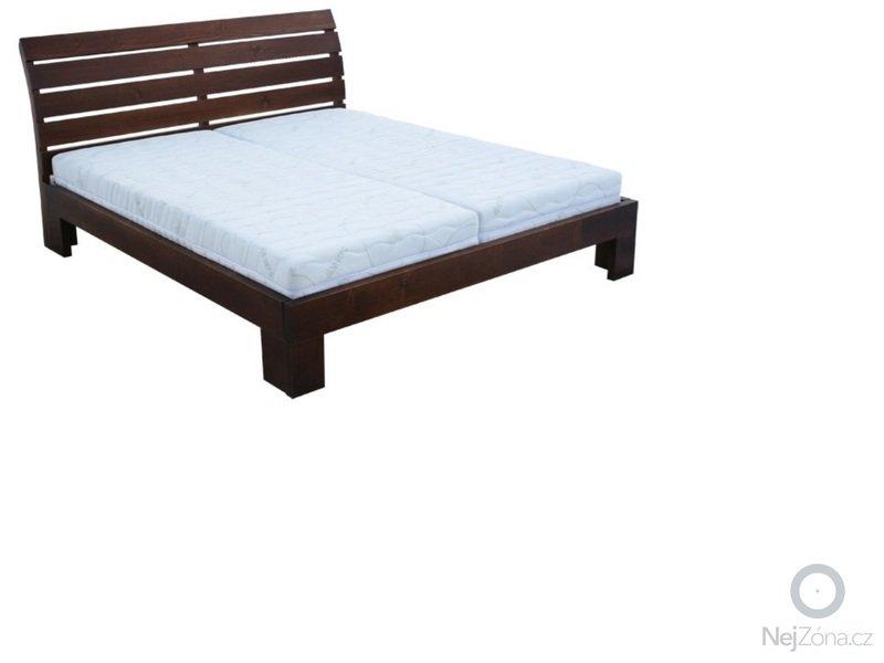 Manželská postel z masivu: varianta_reseni_cela