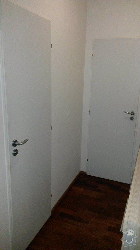 Výměna interiérových dveří: foto1