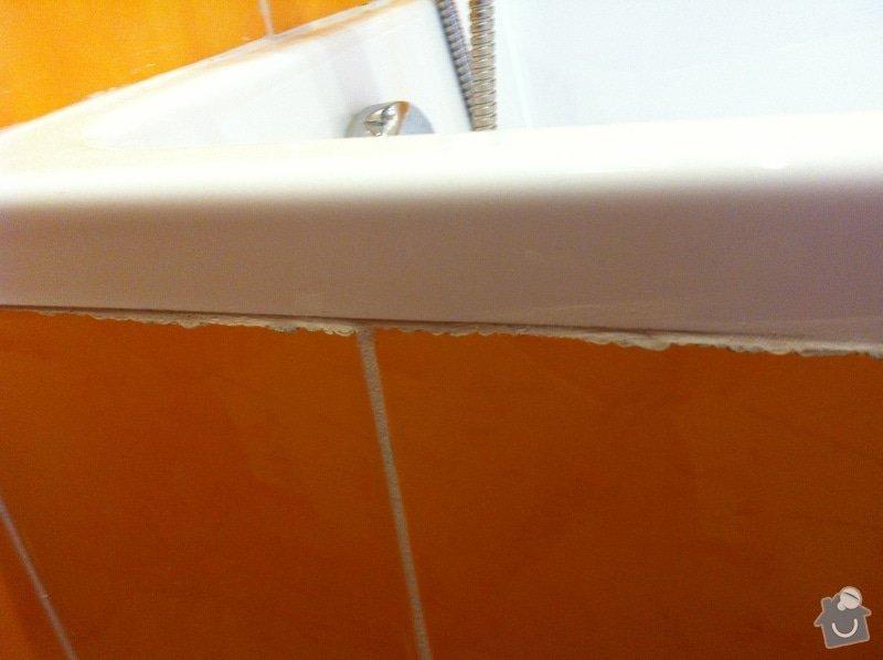 Rekonstrukce koupelny: 274